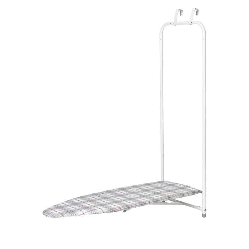 """""""As Is"""" Polder Over the Door Ironing Board with Steel Top"""
