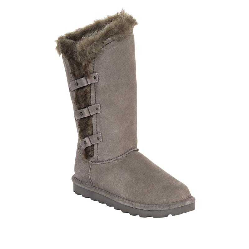 BEARPAW® Emery Suede Tall Boot with NeverWet™