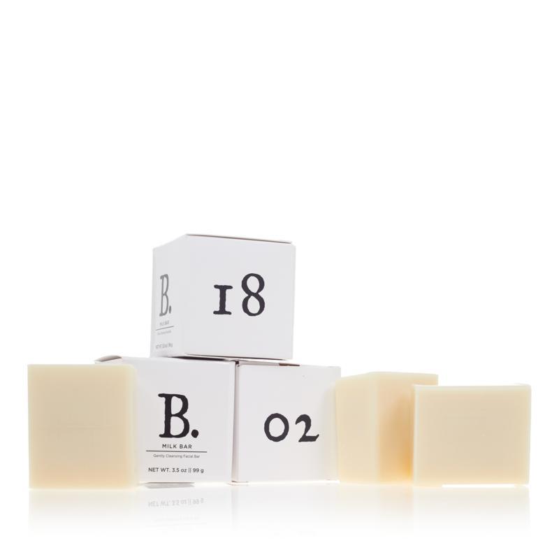 Beekman 1802 Triple Milk Facial Cleansing Bar Trio