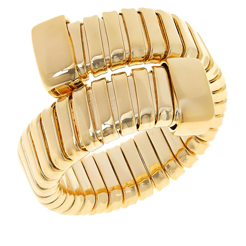 Bellezza Bronze Tubogas-Link Bypass Ring