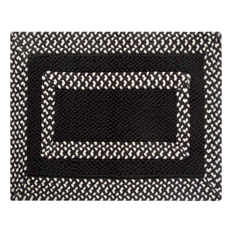 Better Trends Hercules Braided Accent Rug