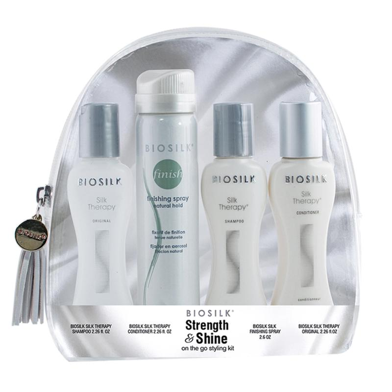 BIOSILK On the Go Styling Kit Strength and Shine
