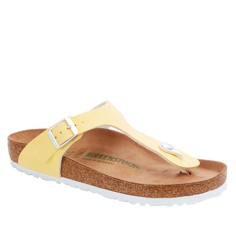 Birkenstock Gizeh Brushed Sandal