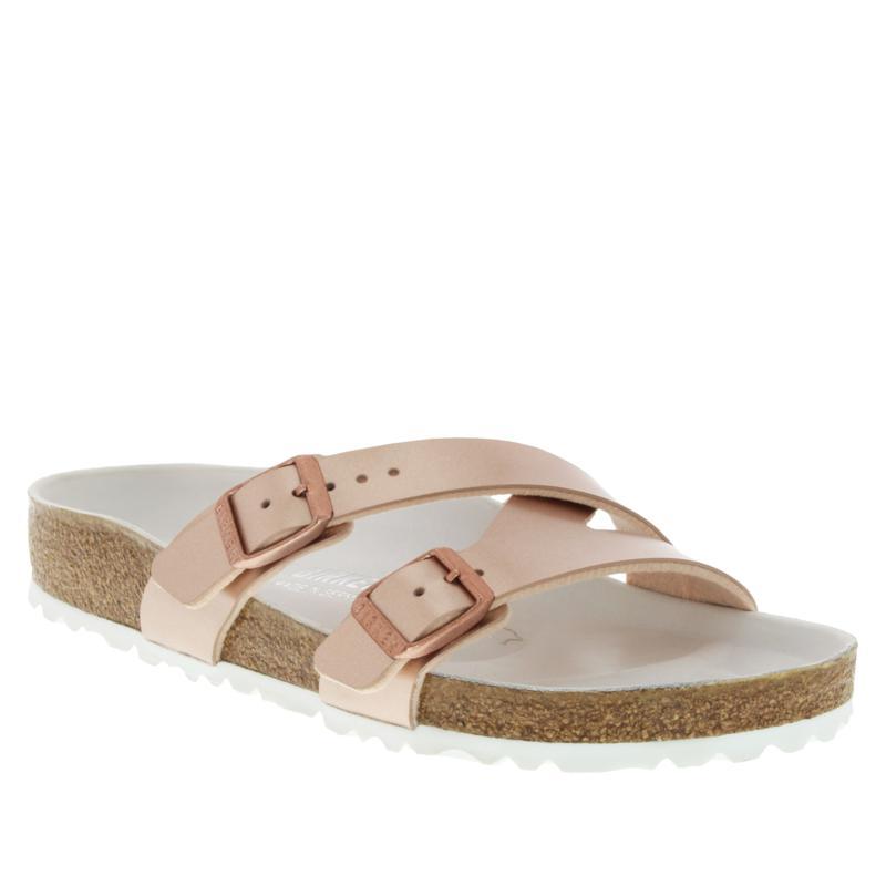 Birkenstock Yao Hex Metallic Sandal