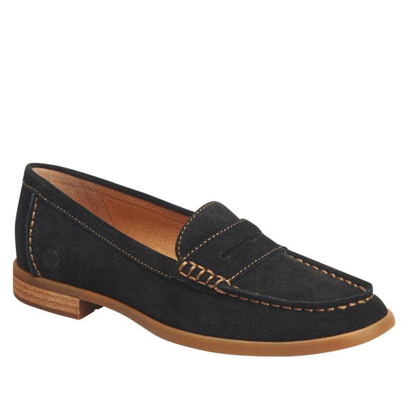 Born® Bly Leather Comfort Penny Loafer