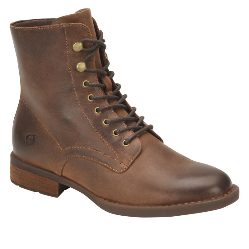 Born® Boreen Leather Combat Boot