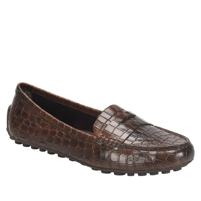 Born Malena Leather Driving Loafer