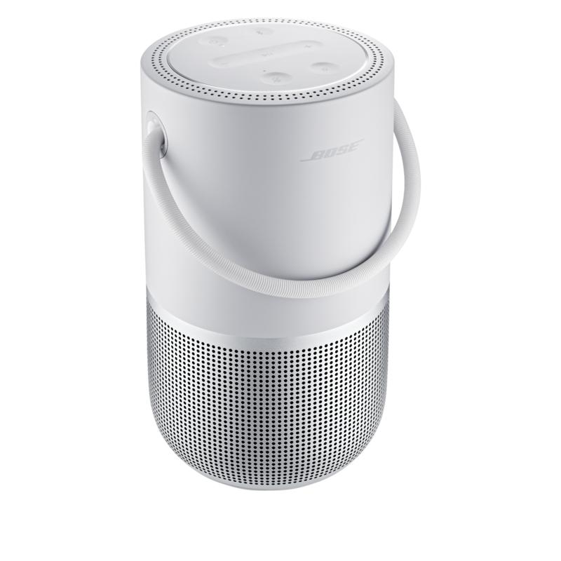 Bose® Portable Home Speaker with Voice Assistants