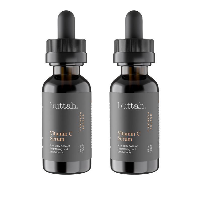 Buttah Skin 2-pack Vitamin C Serum