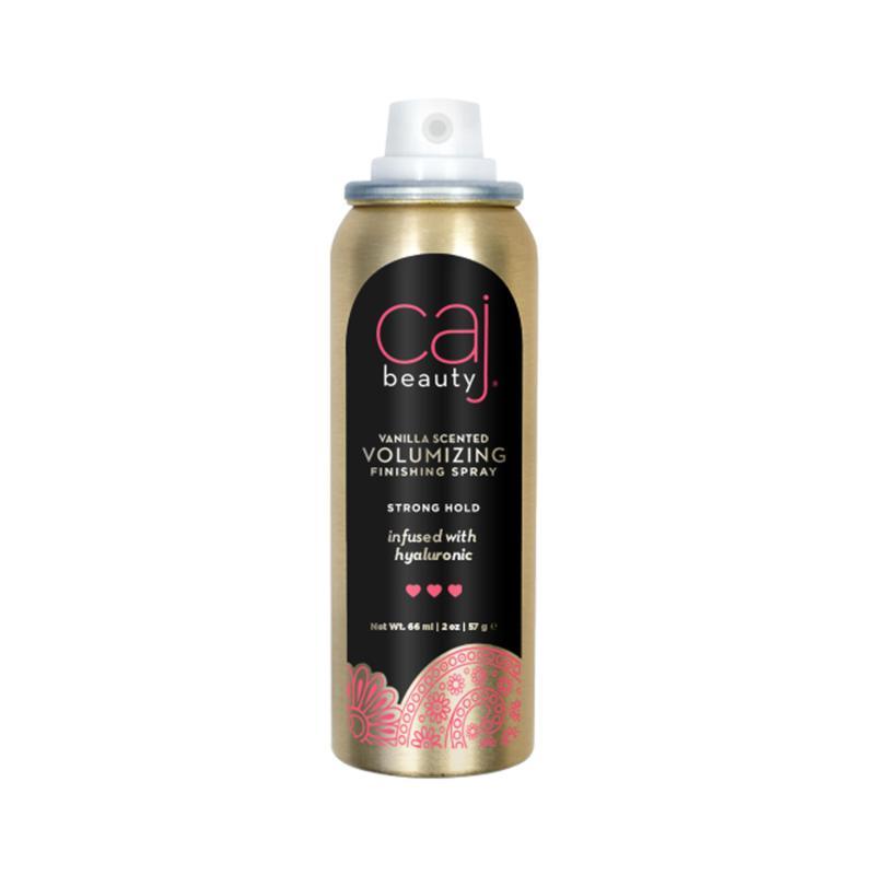 Caj Beauty Volumizing Finishing Spray - Vanilla