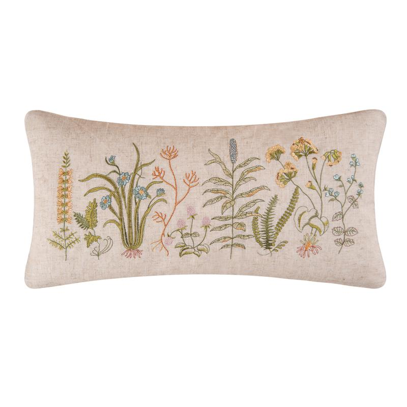 C&F Home Anessa Embroidered Pillow