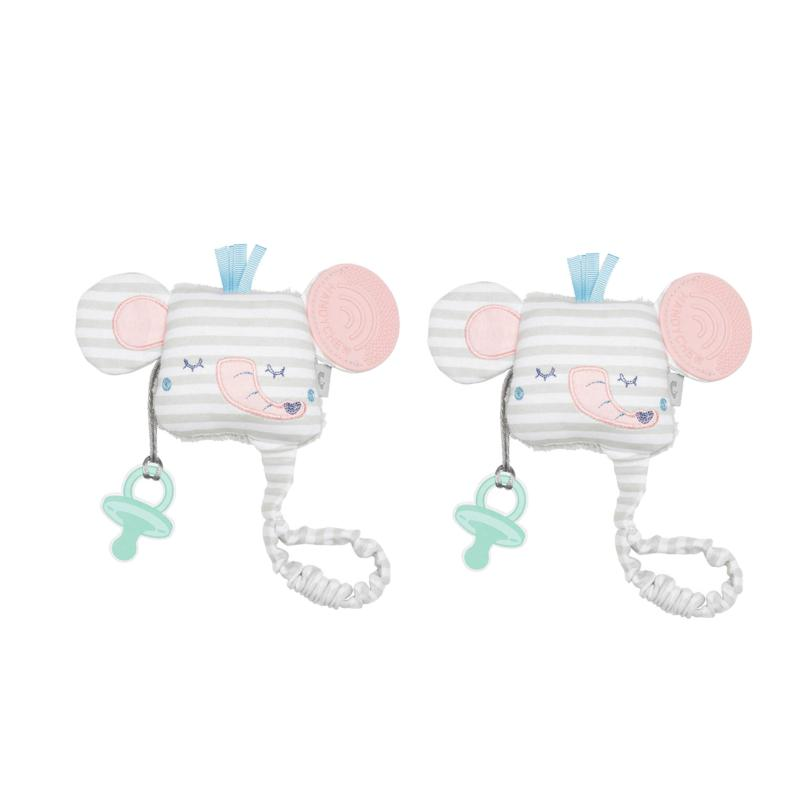 Cheeky Chompers Handy Chew Value 2-Pack - Elephant