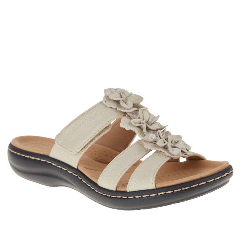 Clarks Collection Laurieann Judi Floral Sandal