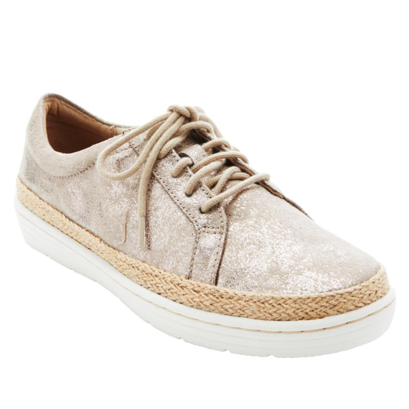 Derivar jardín Digital  Clarks Collection Marie Mist Lace-Up Sneaker - 9235049 | HSN