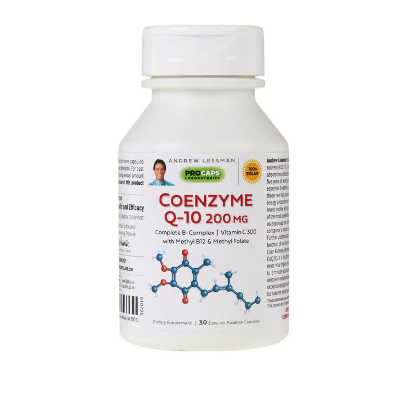 CoEnzyme Q-10 200 - 30 Capsules