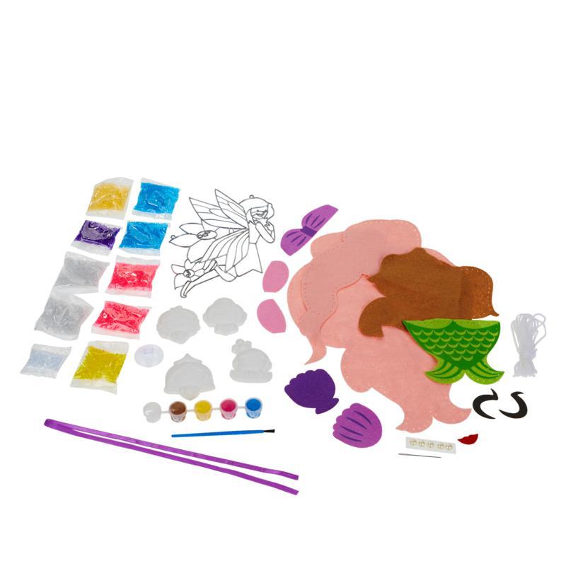 Colorbok Enchanted Kids Craft Bundle