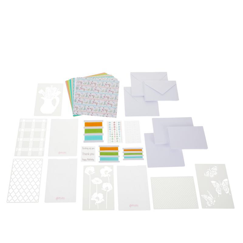Crafter's Companion #32 Subscription Box Folders/Stencils