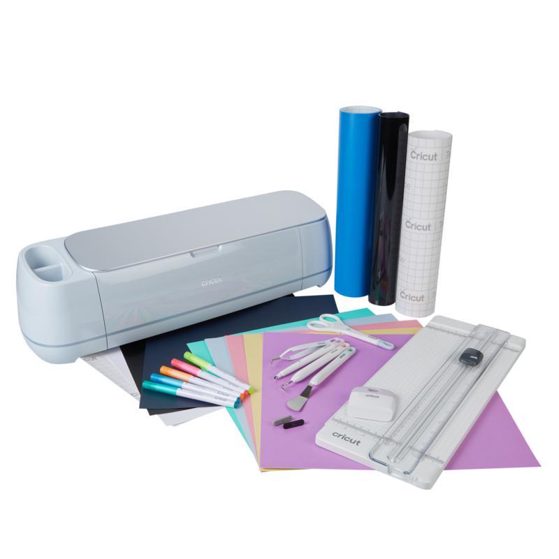 Cricut® Maker™ 3 Smart Material and Tools Pastel Variety Bundle
