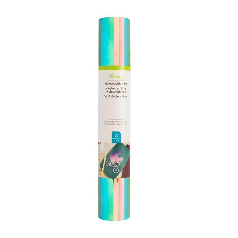 Cricut® Premium Vinyl Holographic Sparkle