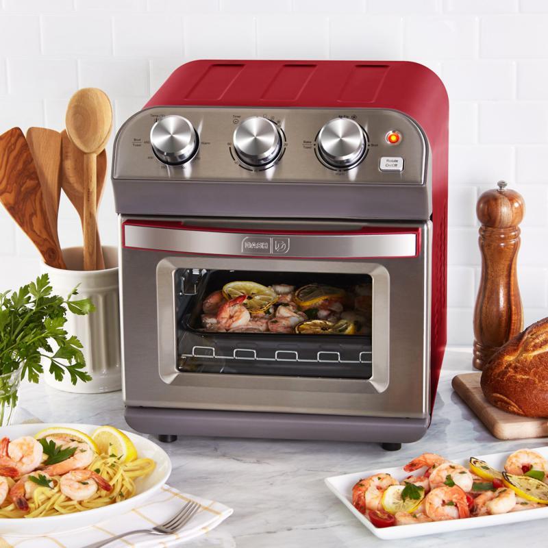 DASH 1450-Watt 10-Liter Air Fryer Oven