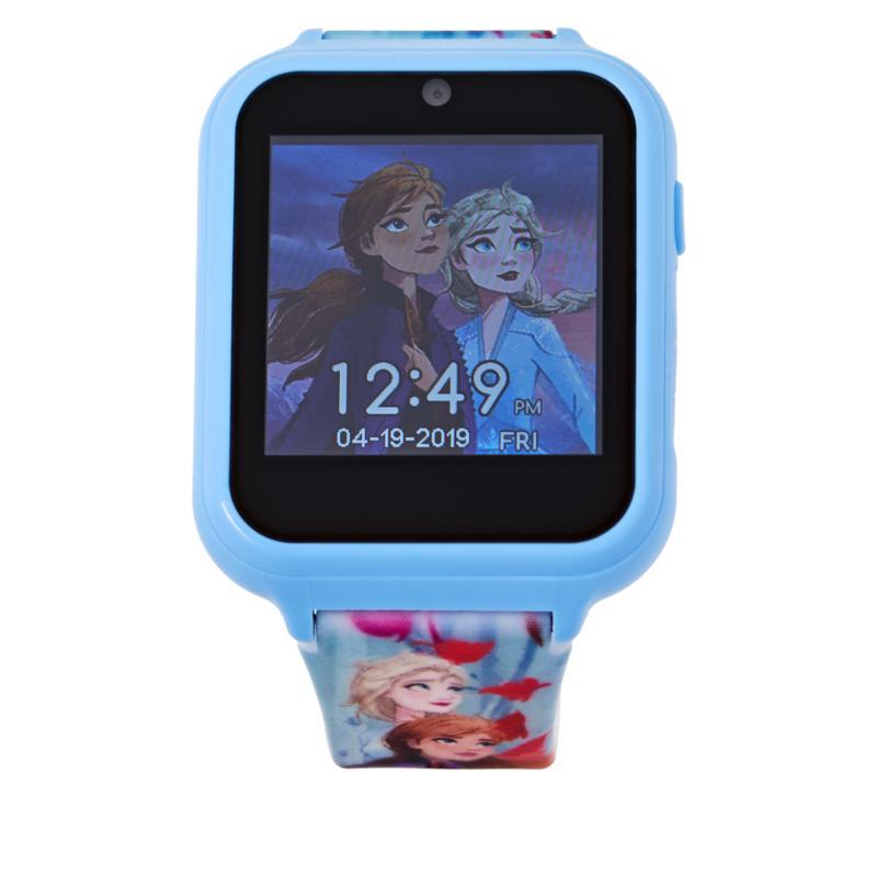 Disney Frozen 2 Kids' Interactive Smart Watch