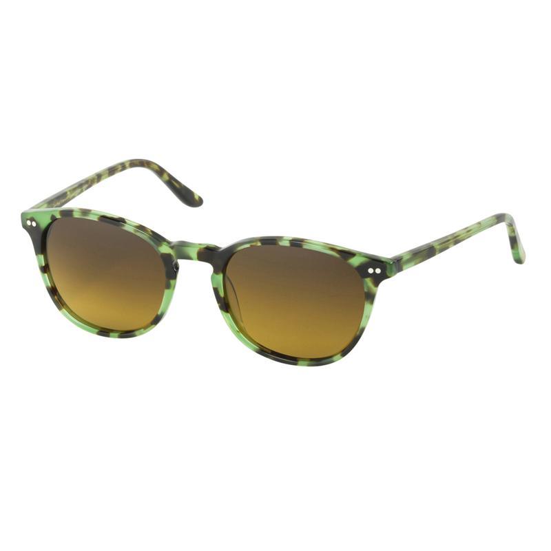 Eagle Eyes Celeste Green TriLenium Polarized Sunglasses