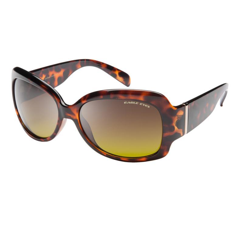 Eagle Eyes Halley Tortoise TriLenium Polarized Sunglasses