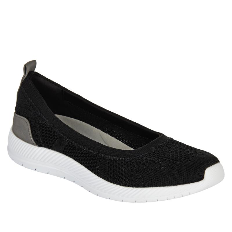 easy spirit Glitz Slip-On Sport Flat Walking Shoe