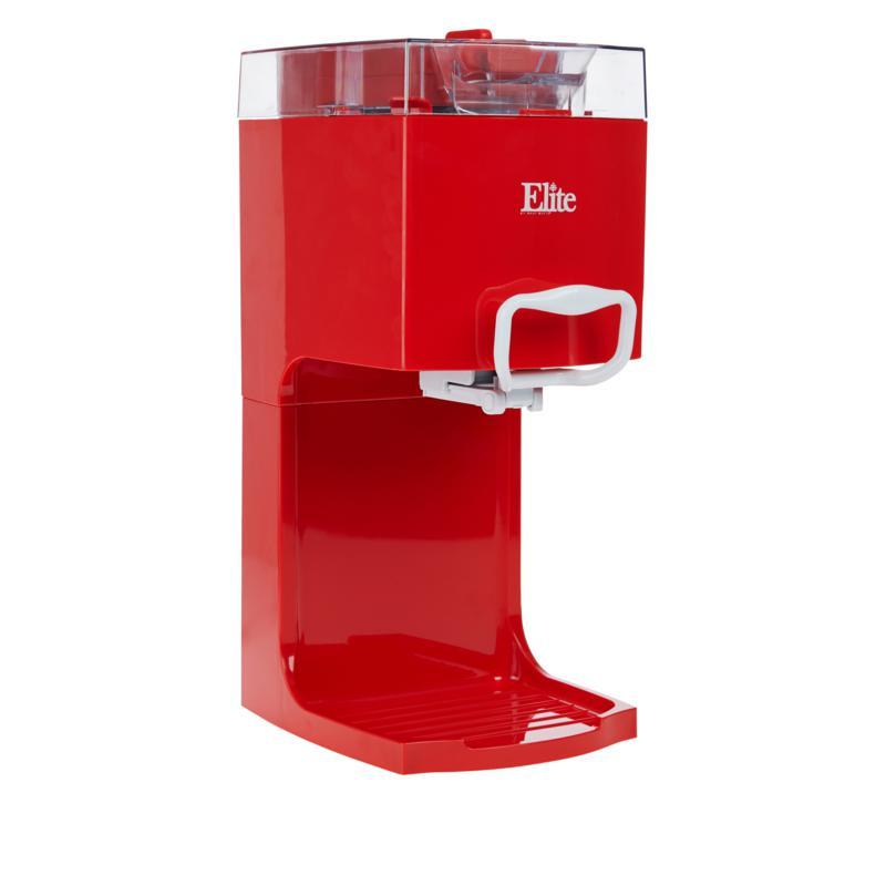 Elite Compact Automatic Ice Cream Maker