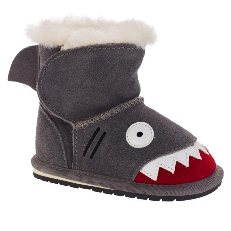 EMU Australia Magical Unicorn Walker Suede Toddler Boot