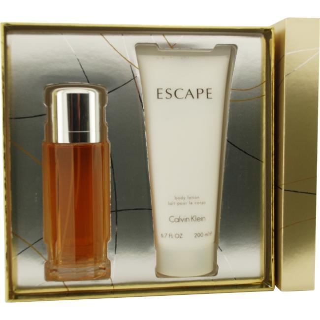Escape 3.4 oz. EDP Spray & 6.7 oz. Body Lotion
