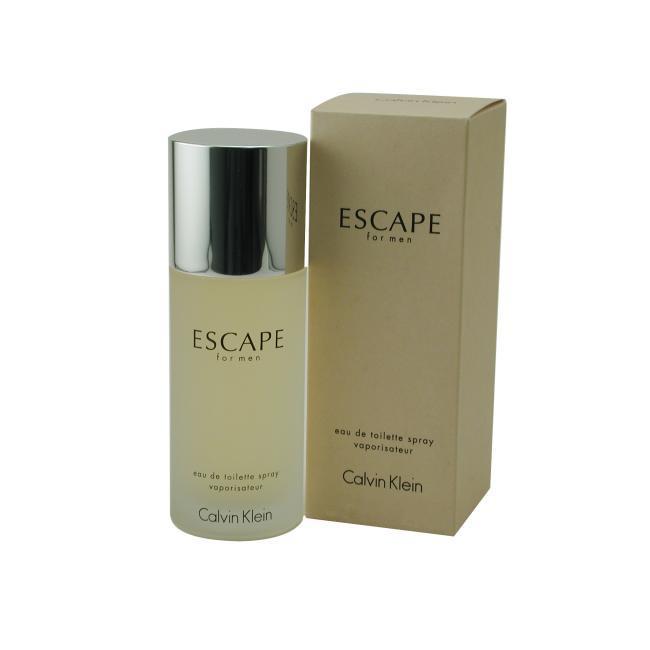 Escape - Eau De Toilette Spray 3.4 Oz
