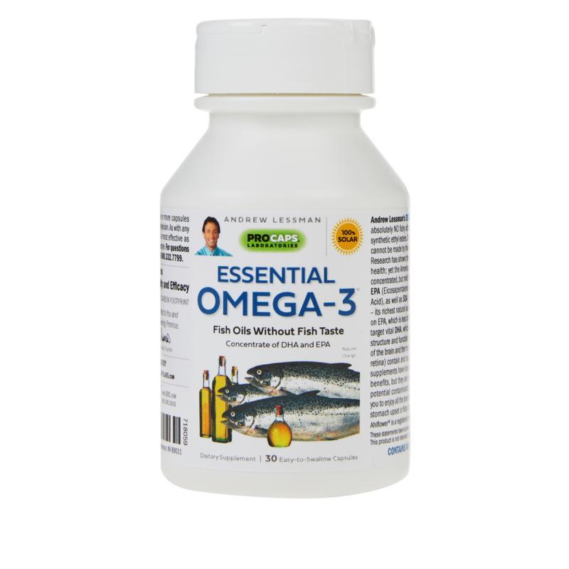 Essential Omega-3 Orange - 30 Capsules