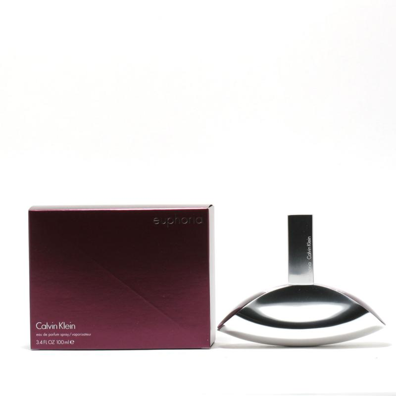 Euphoria Ladies By Calvin Klein 3.4 oz. Eau De Parfum Spray