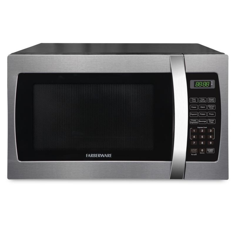 Farberware Professional 1.3 cu. ft. 1000-Watt Microwave Oven