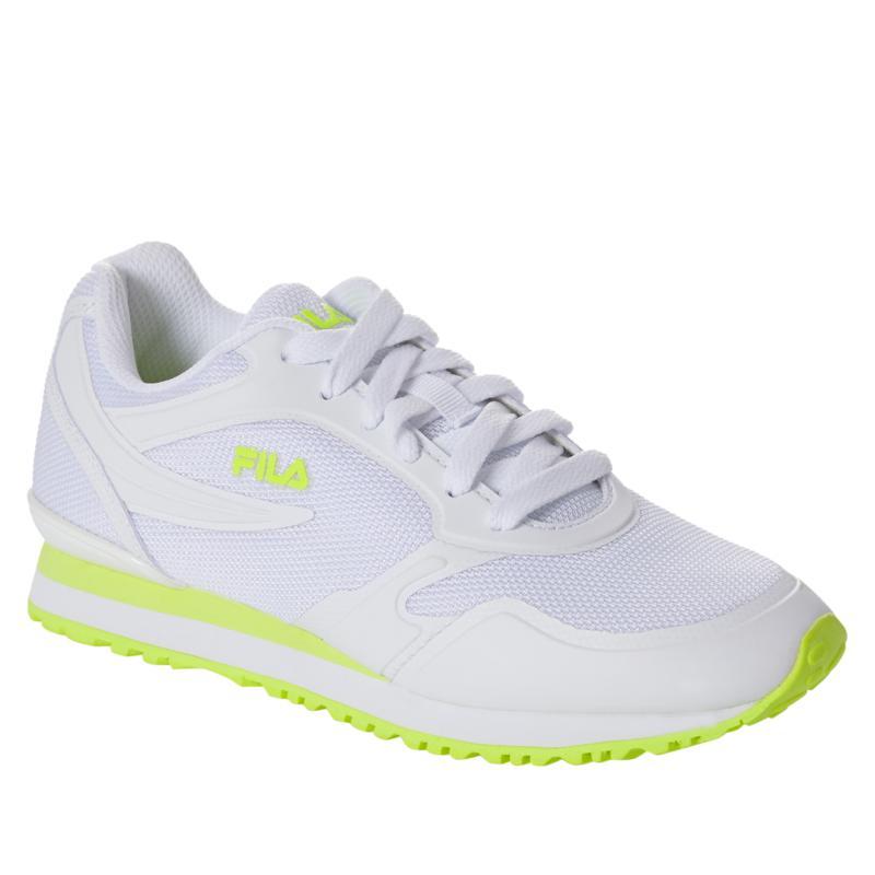 FILA Forerunner 18 Nylon Mesh Athletic Sneaker