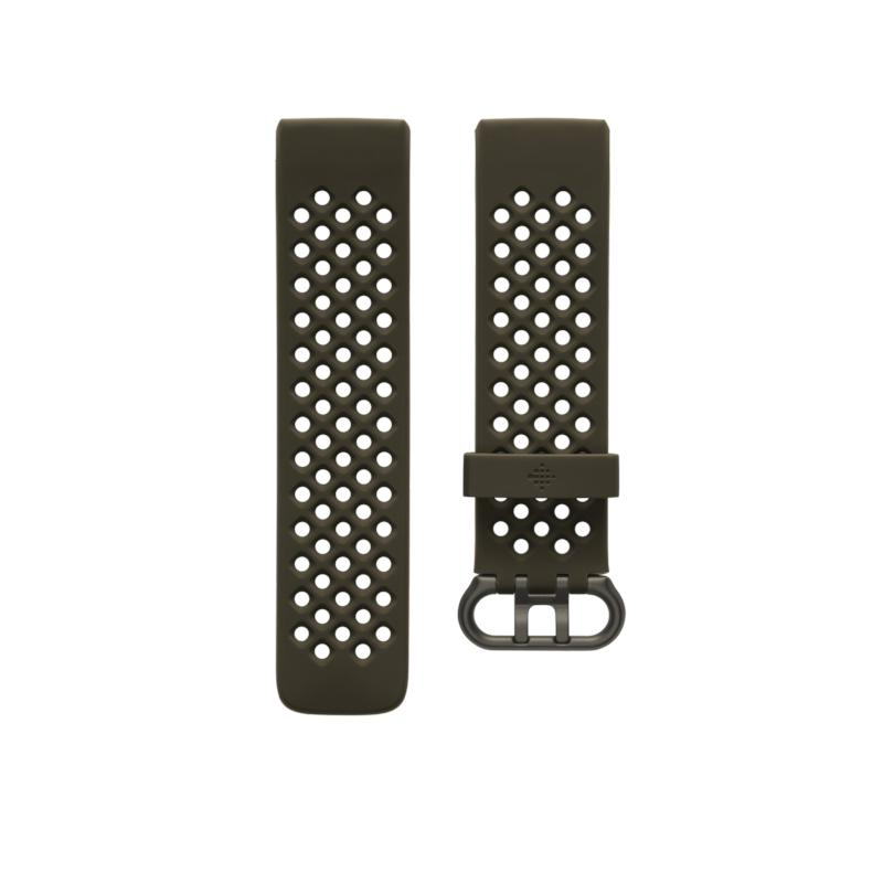 FitBit Charge 4 Small Sport Band in Evergreen