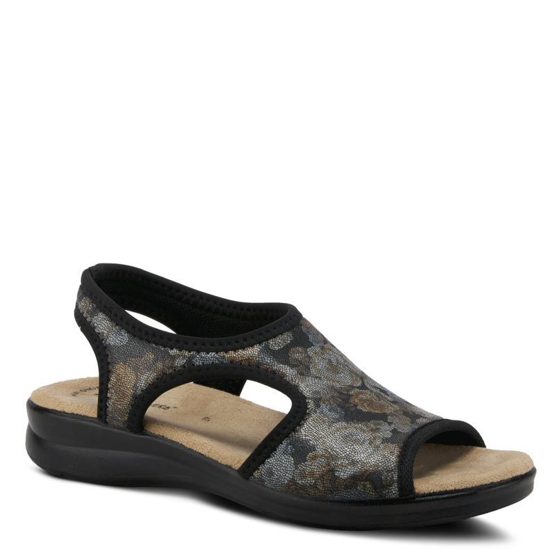 Flexus by Spring Step Nyaman-Rose Slingback Sandal
