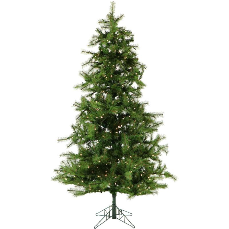 Fraser Hill Farms 6-1/2' Southern Peace Pine Tree - Clear