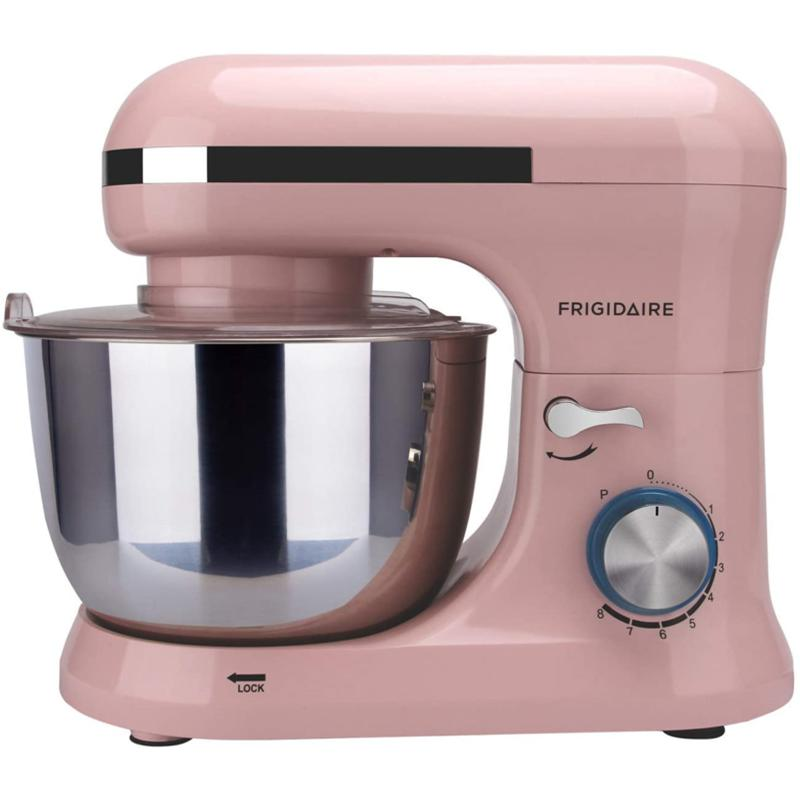 Frigidaire 4.5L Retro Stand Mixer - Pink