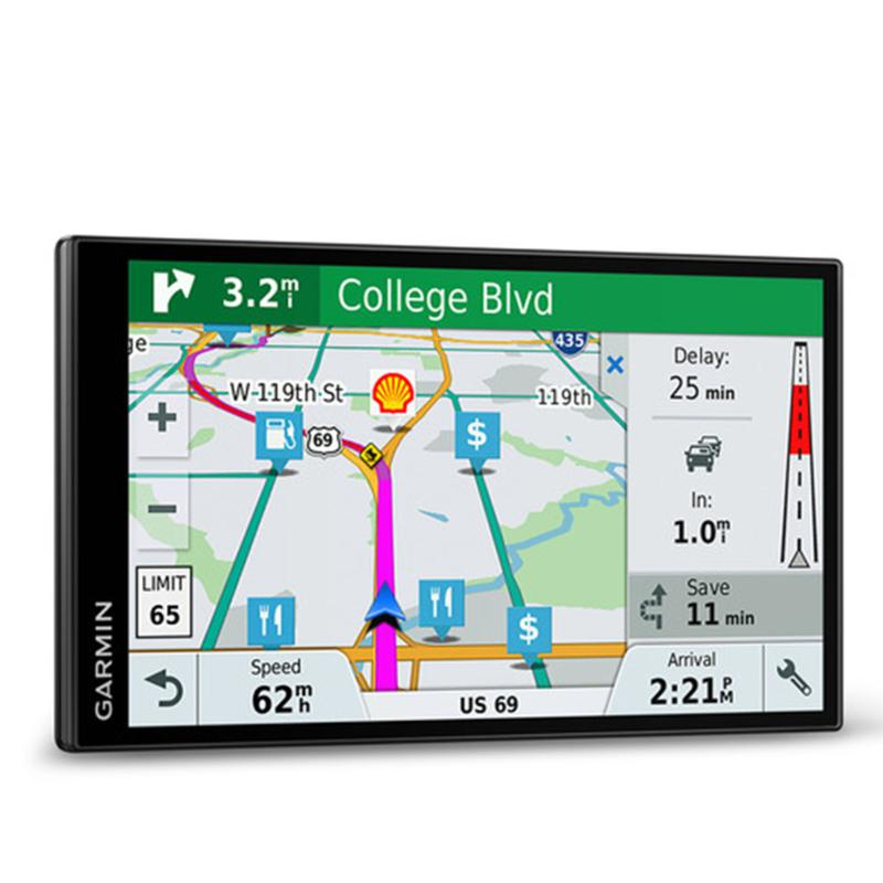 "Garmin DriveSmart 61LMT 6.95"" GPS+Lifetime Maps/Traffic"