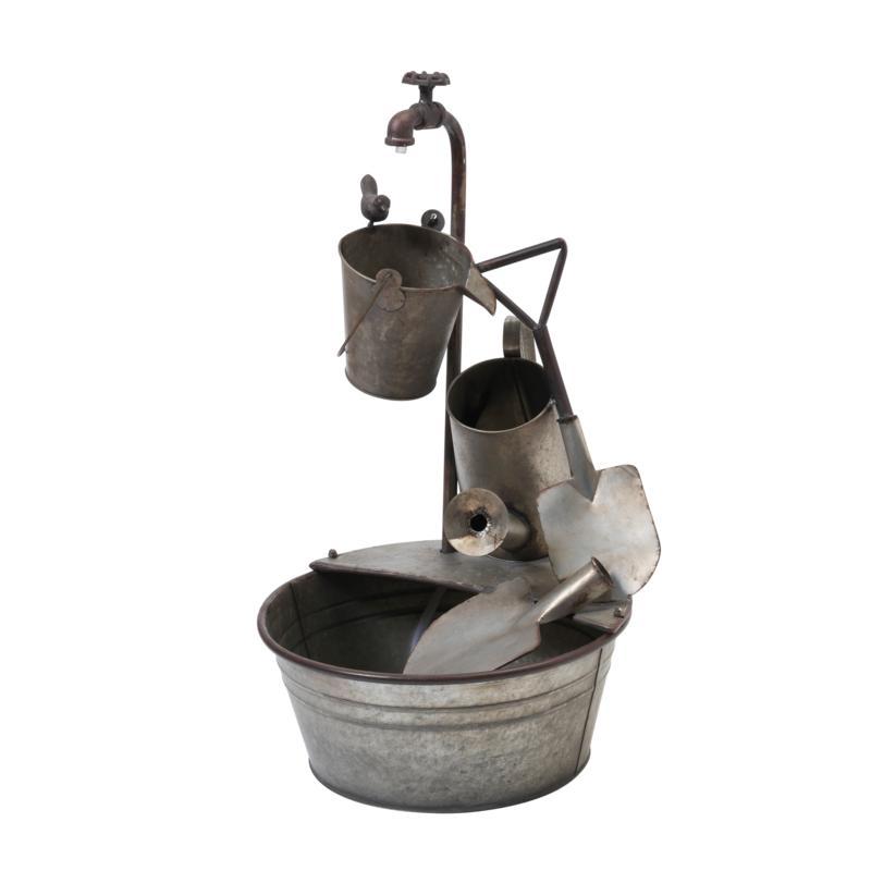 "Gerson 28.35"" Electric Gardening Tool Water Fountain"