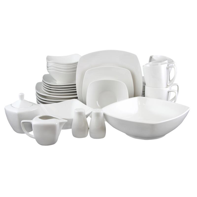 Gibson Home Zen Buffetware 39-piece Dinnerware Set