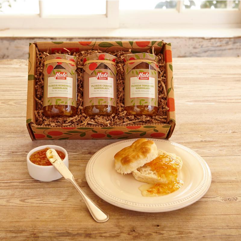 Hale Groves 3-pack 10.5 oz. Premium Florida Marmalades