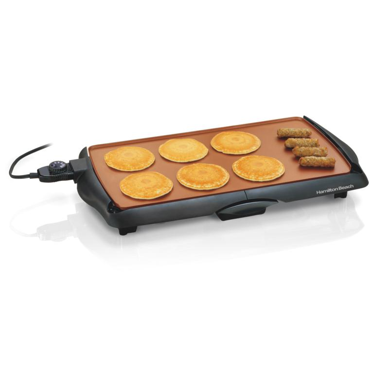 Hamilton Beach® Durathon® Ceramic Griddle