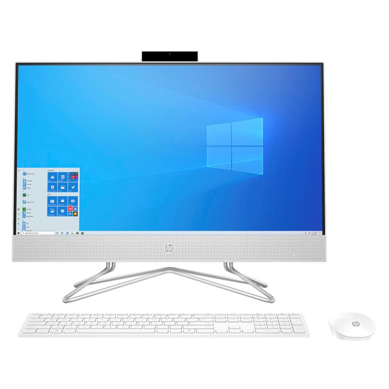 """HP 23.8"""" Touch Intel Pentium 8GB RAM 256GB SSD All-in-One Computer"""