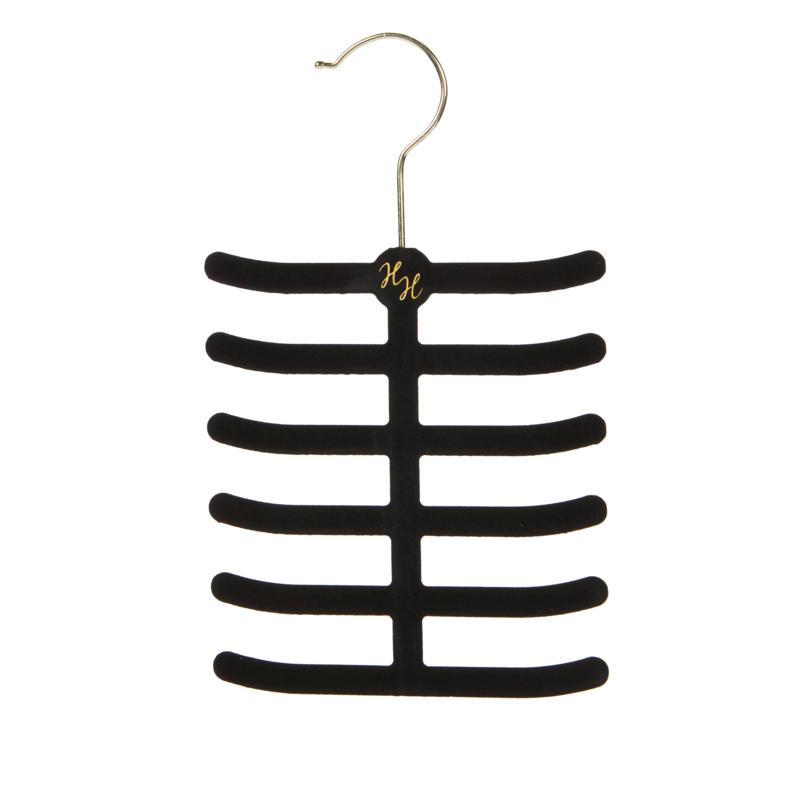Huggable Hangers Belt and Tie Hangers 2-pack