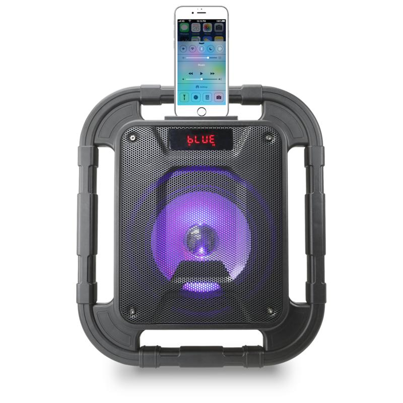 iLive Outdoor Water-Resistant Bluetooth Speaker