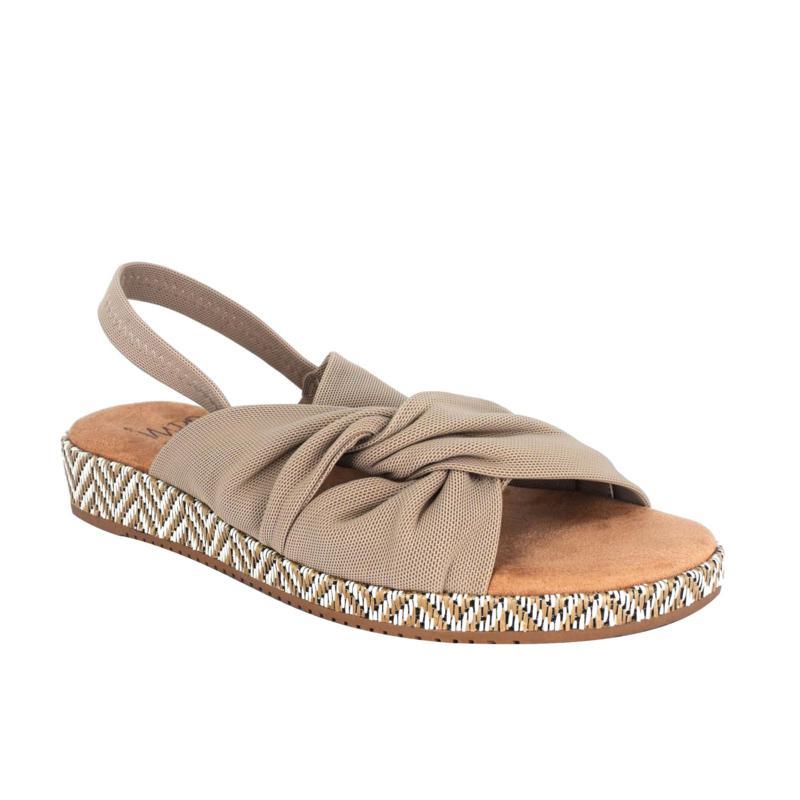 Impo Blanca Stretch Sandal with Memory Foam