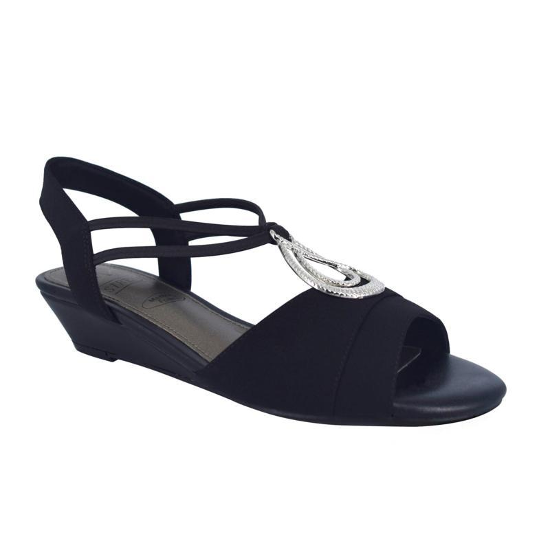 Impo Resida Stretch Sandal with Memory Foam